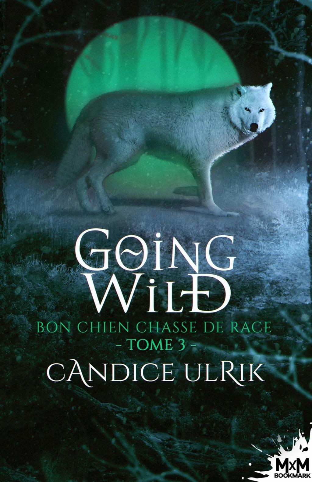 Going wild -  Tome 3 : Bon chien chasse de race de Candice Ulrik Going-10