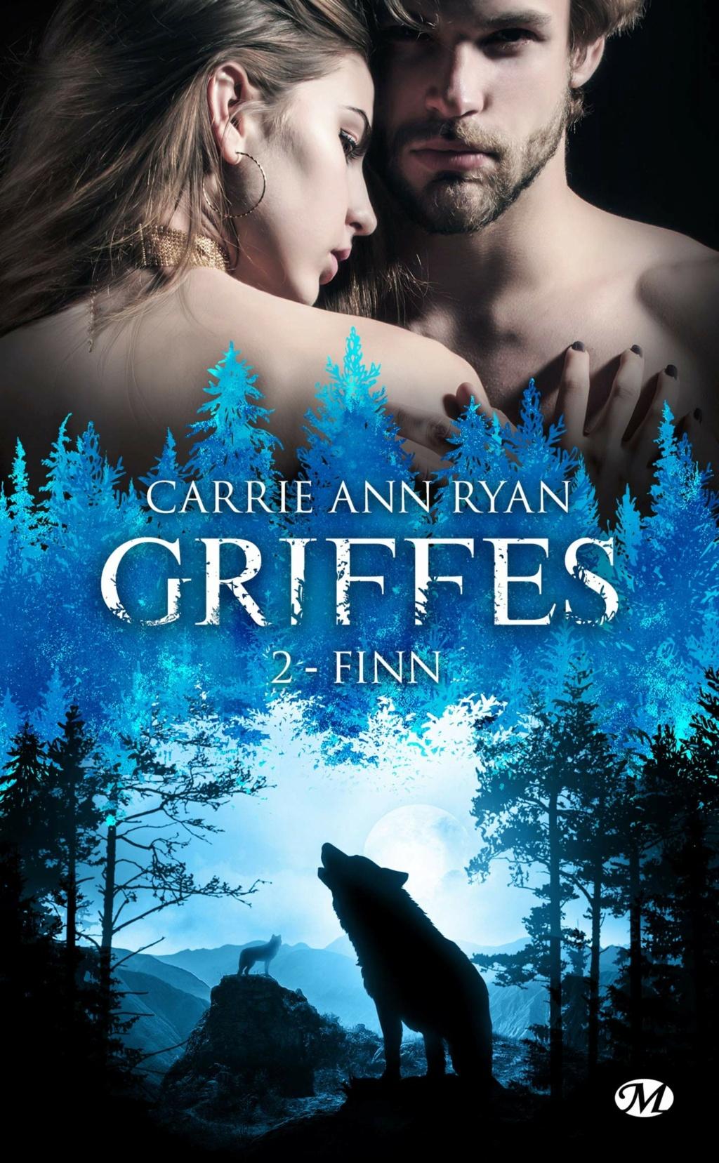 Griffes - Tome 2 : Finn de Carrie Ann Ryan Griffe10