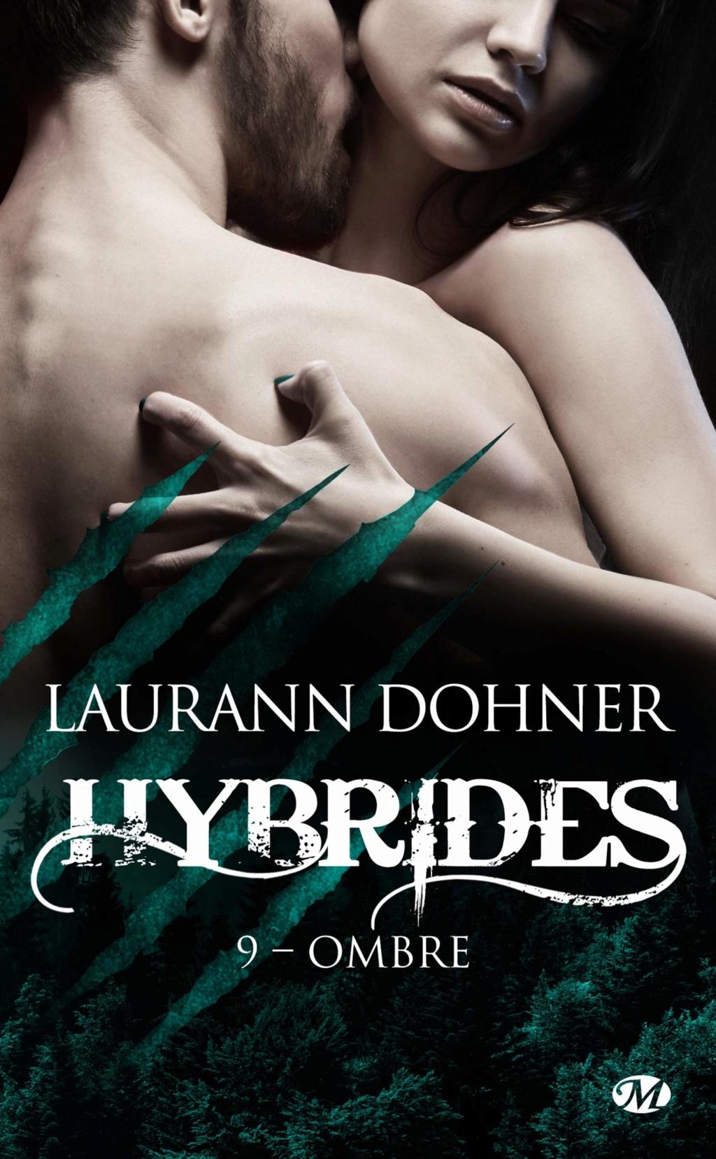 Hybrides - Tome 9 : Ombre de Laurann Dohner Hybrid10