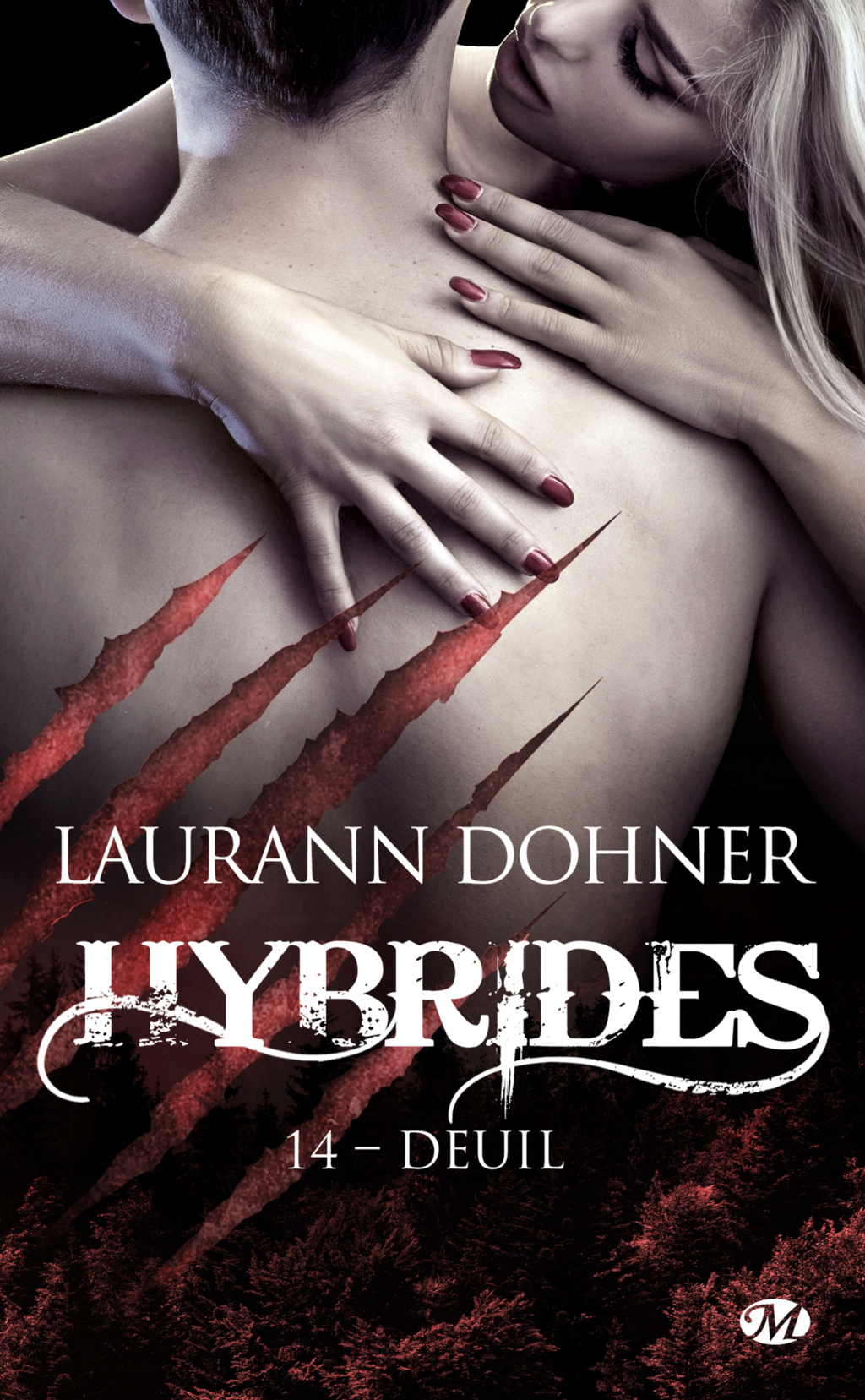 Hybrides - Tome 14 : Deuil de Laurann Dohner Hybrid10