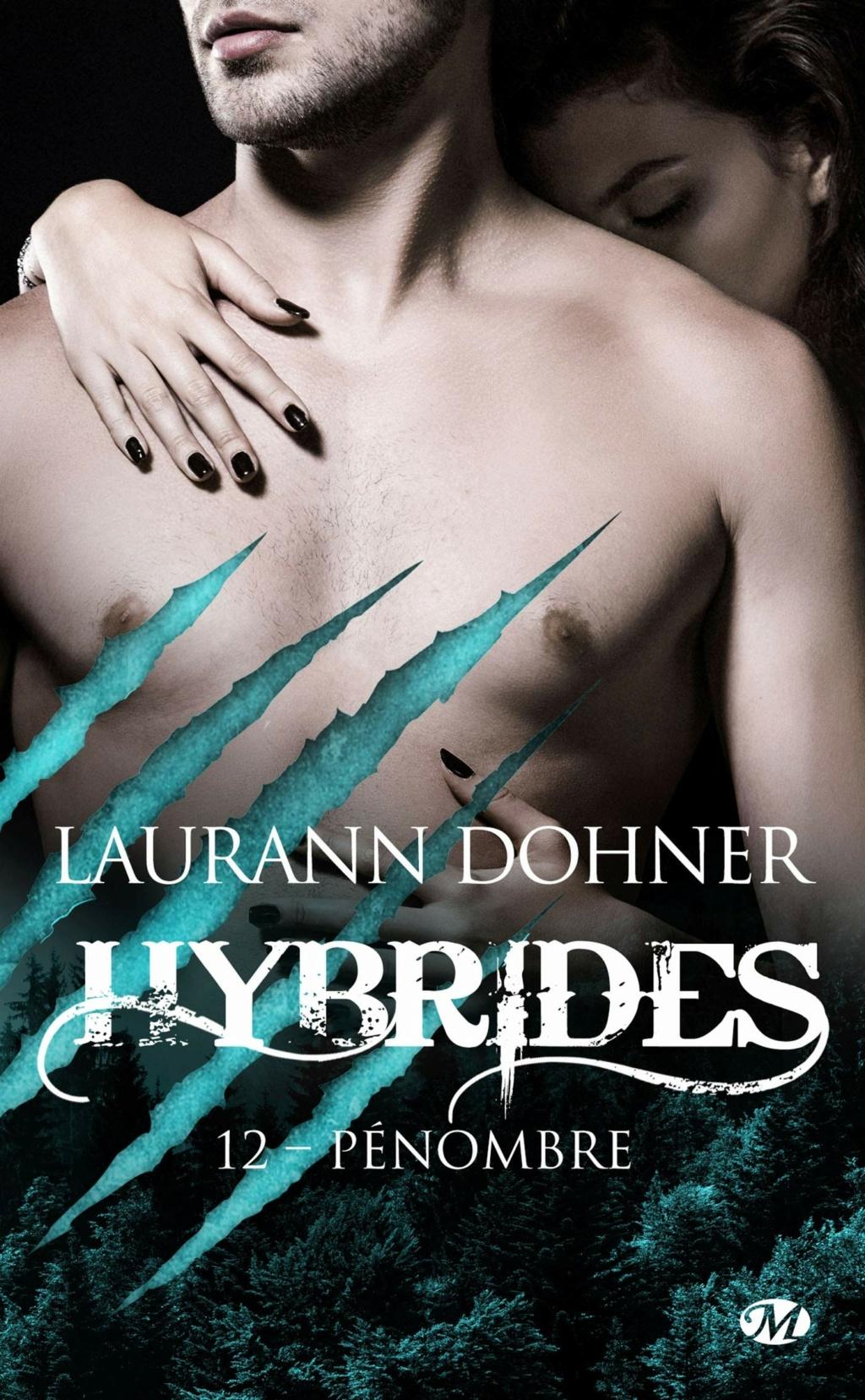 Hybrides - Tome 12 : Pénombre de Laurann Dohner Hybrid12
