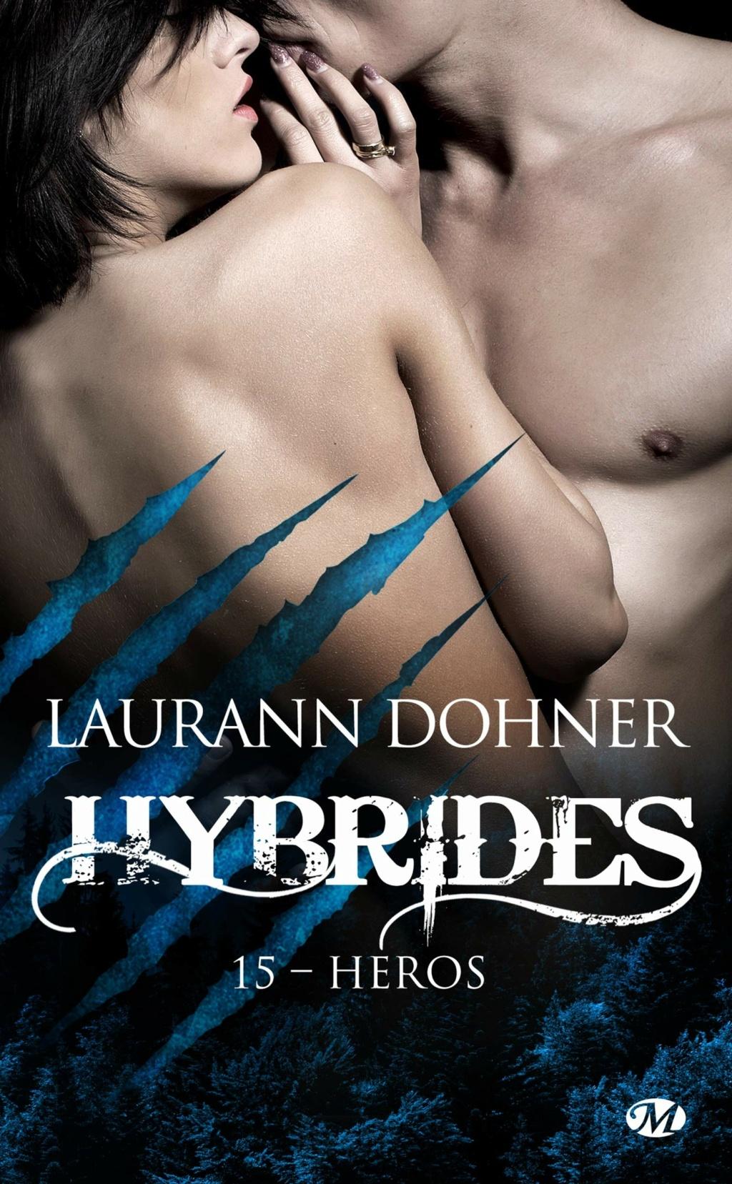 Hybrides - Tome 15 : Héros de Laurann Dohner Hybrid13