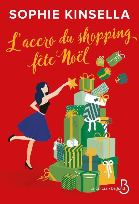 L'accro du shopping fête Noël de Sophie Kinsella L-accr10