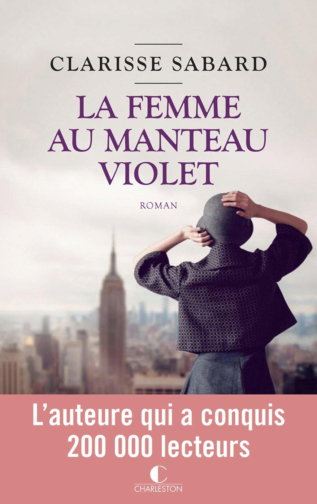 La femme au manteau violet de Clarisse Sabard La-fem10