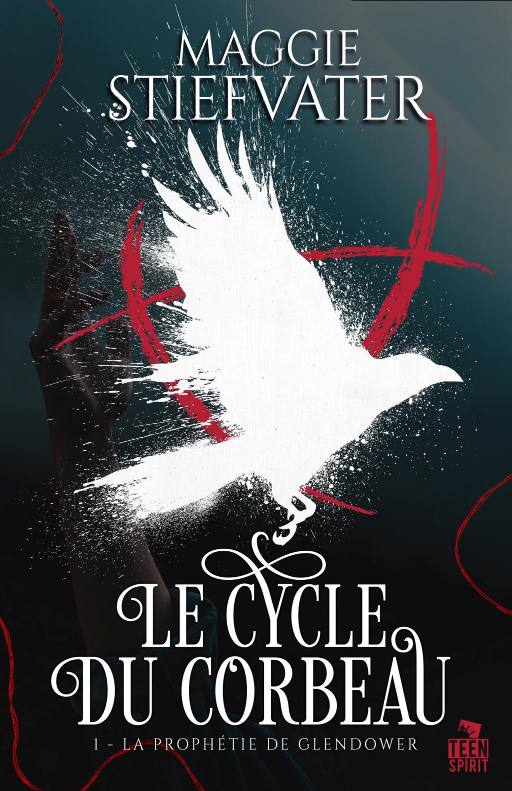 Le Cycle du corbeau - Tome 1 : La Prophétie de Glendower de Maggie Stiefvater Le-cyc10