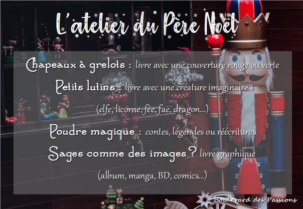 Sweet Santa Challenge Menu1h11