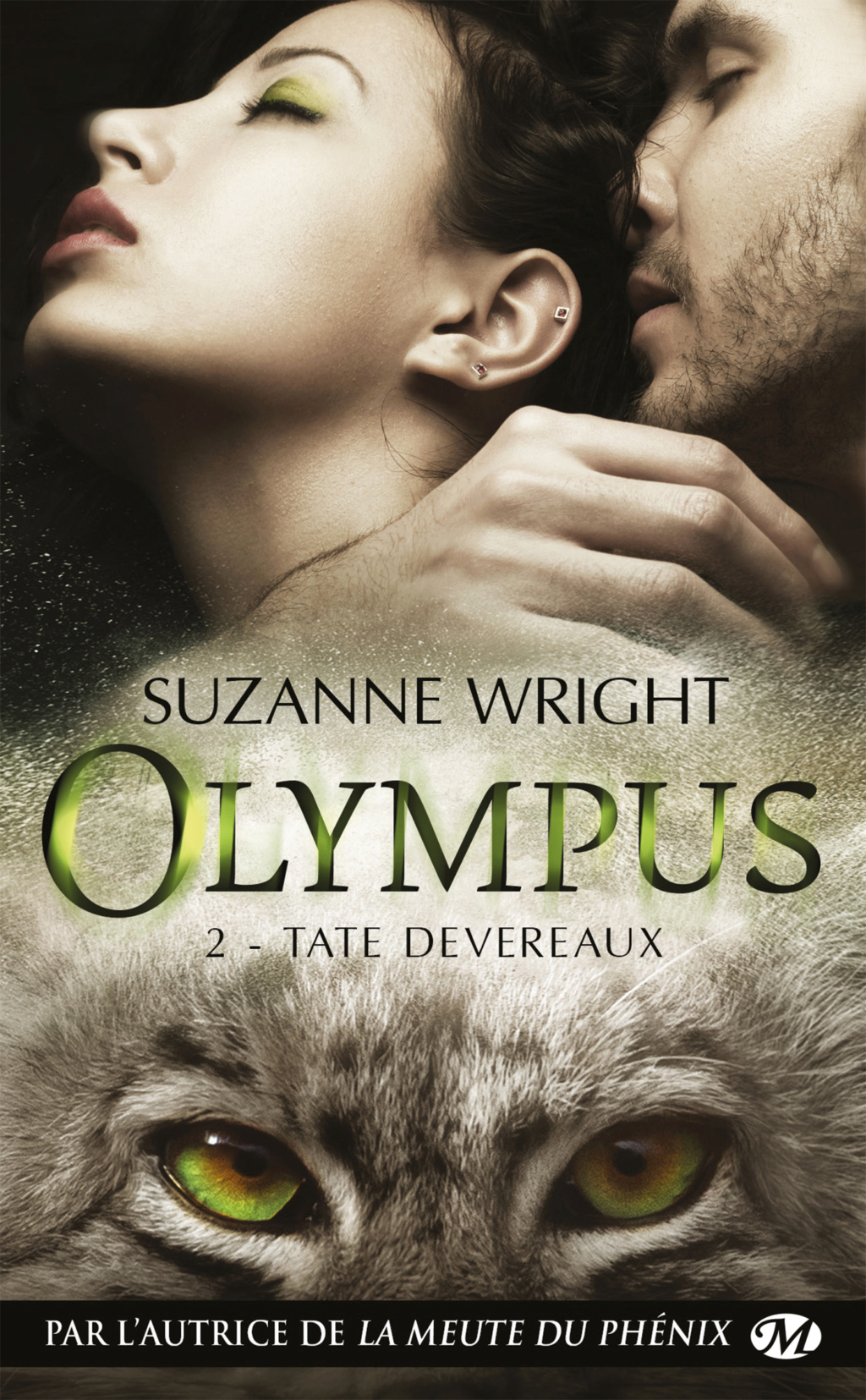 Olympus - Tome 2 : Tate Devereaux de Suzanne Wright Olympu11