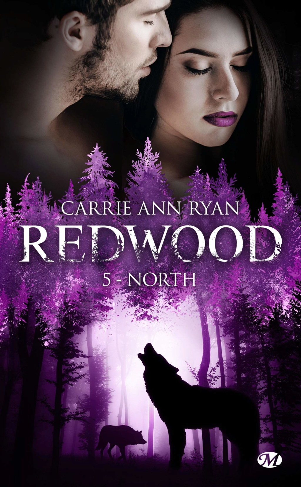 Redwood - Tome 5 : North de Carrie Ann Ryan Redwoo10