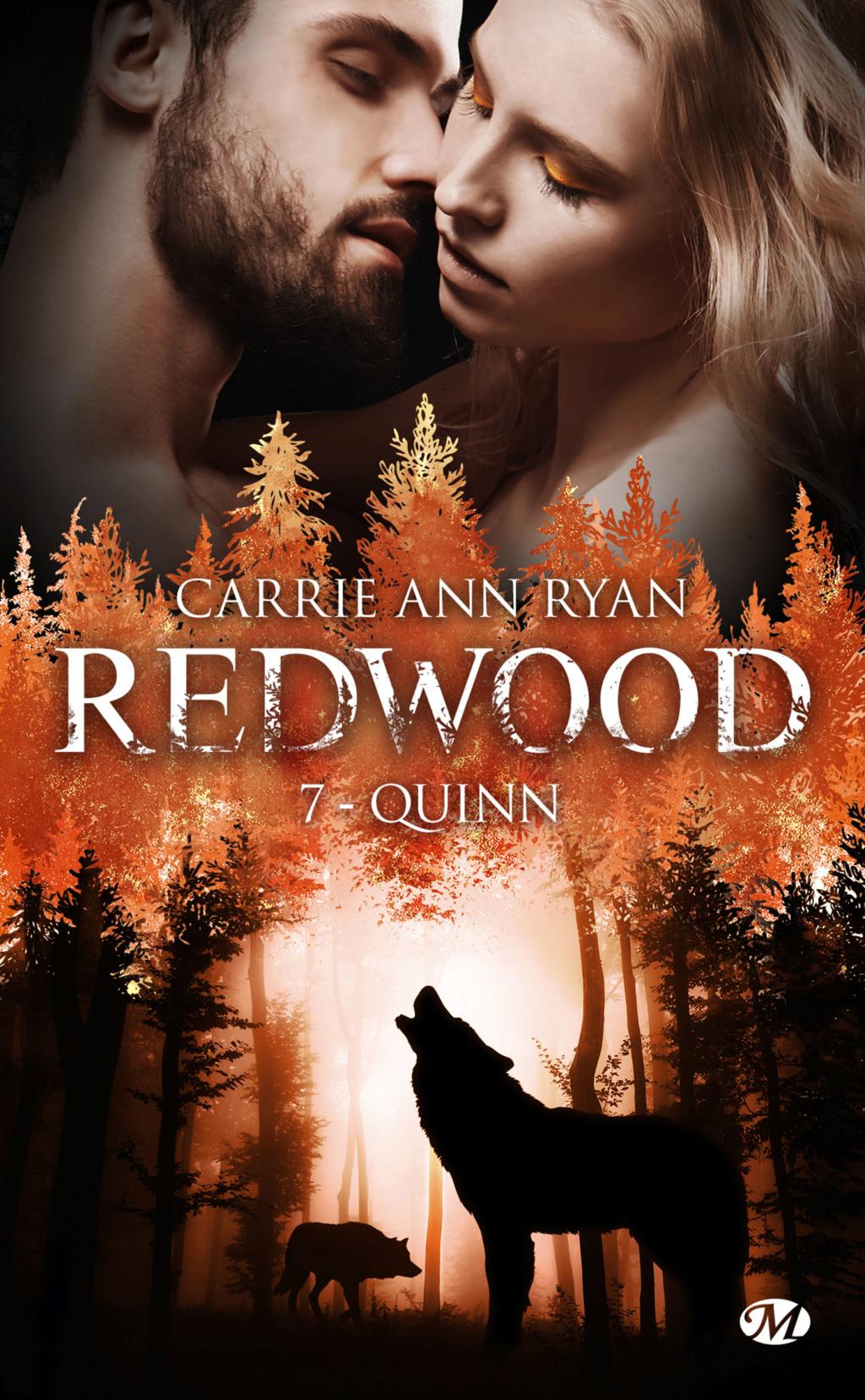 Redwood - Tome 7 : Quinn de Carrie Ann Ryan Redwoo12