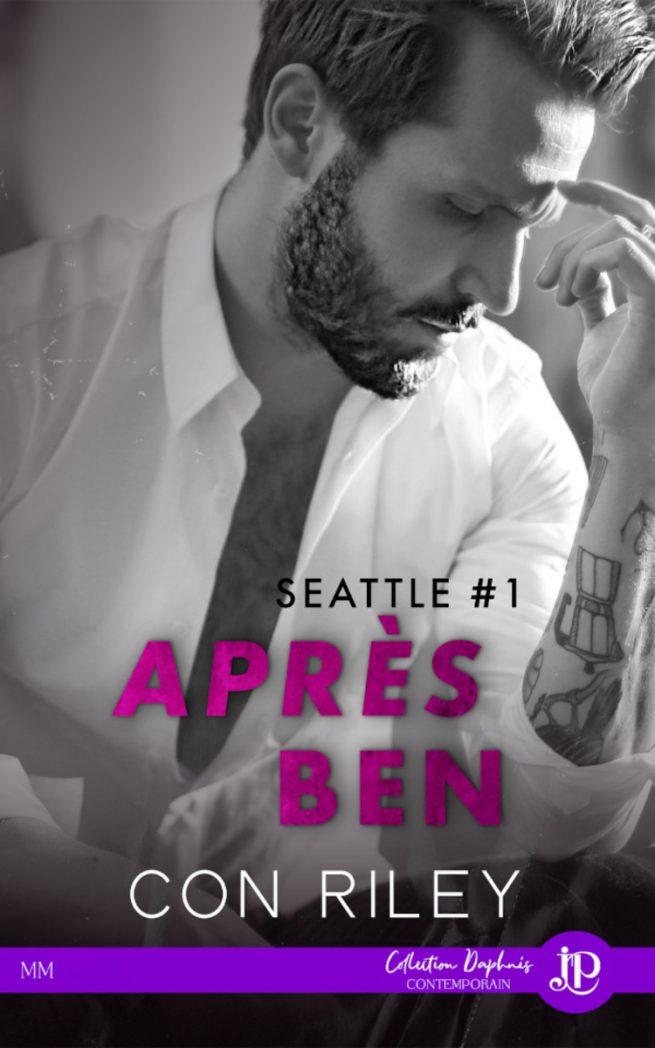 Seattle - Tome 1 : Après Ben de Con Riley Seattl10