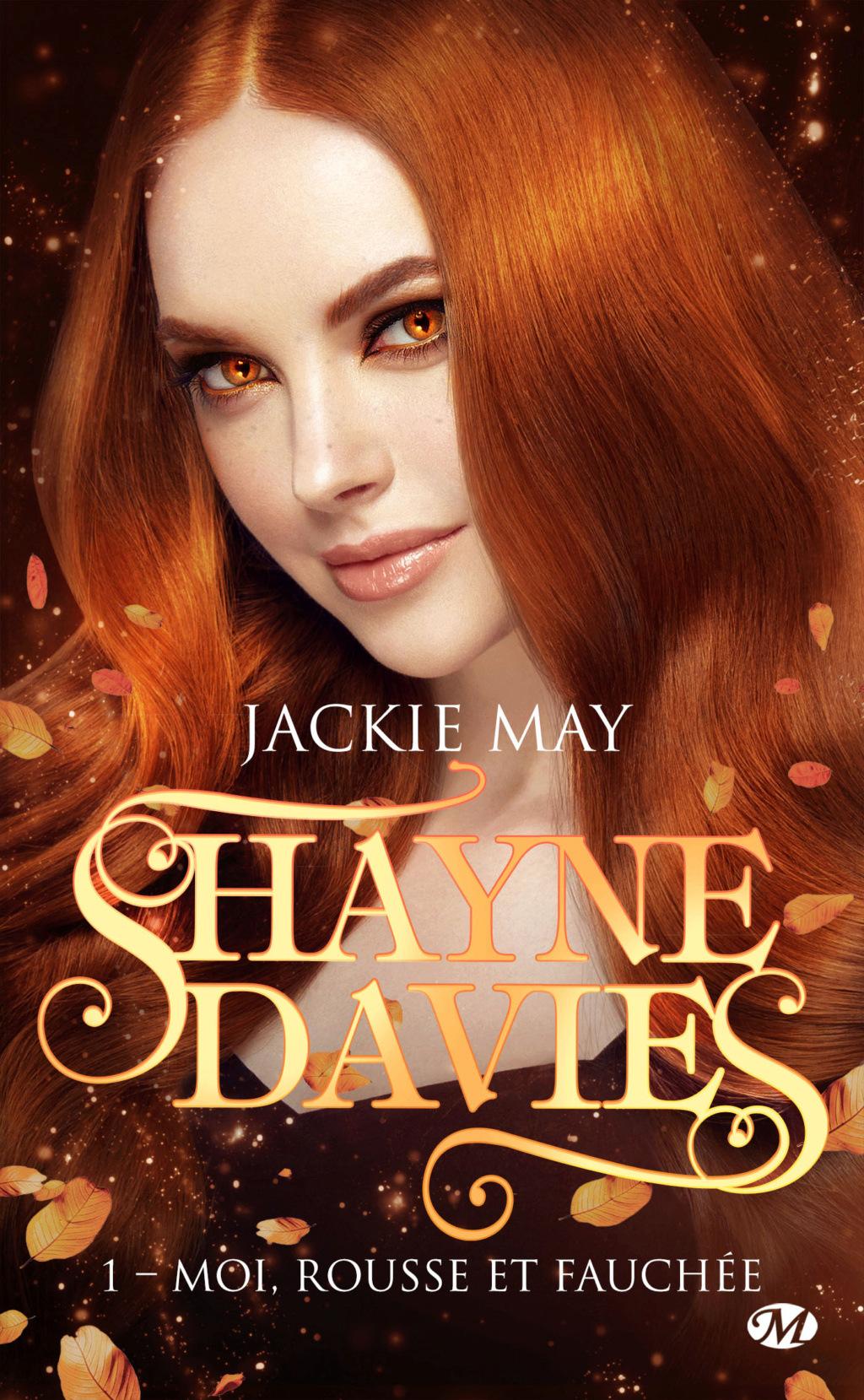 Shayne Davies - Tome 1 : Moi, rousse et fauchée de Jackie May Shayne10