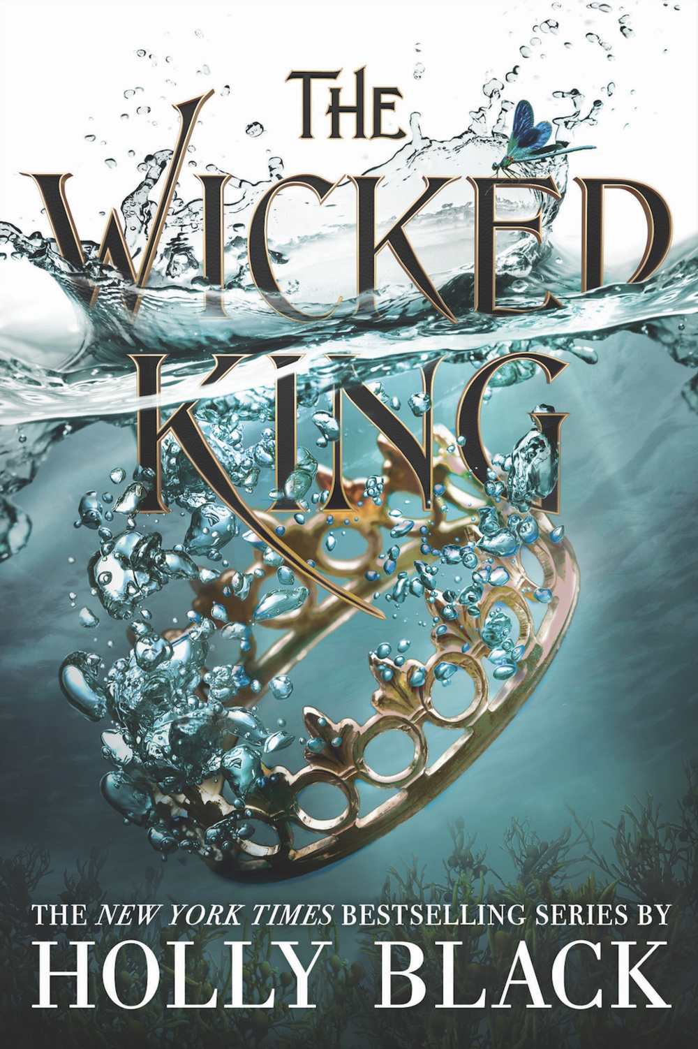 The Folk of the Air - Tome 2 : The Wicked King de Holly Black The-fo12