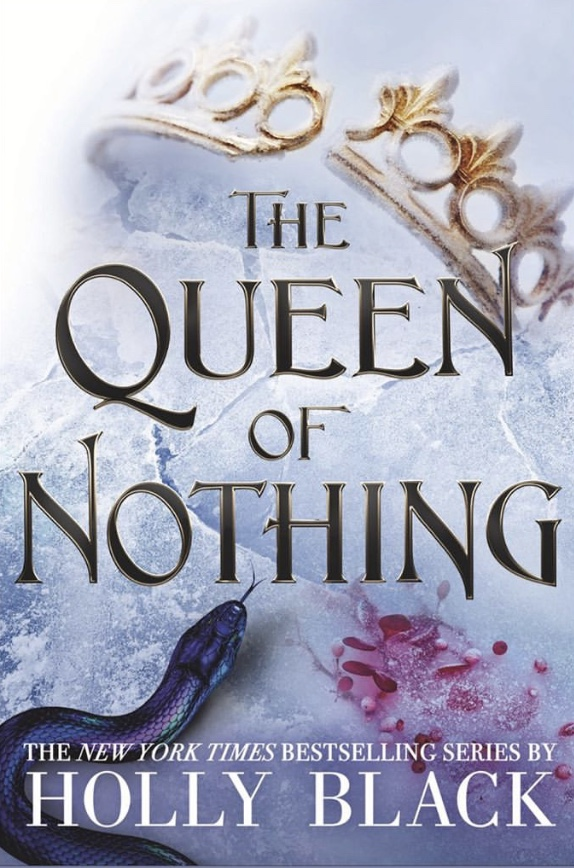 The Folk of the Air - Tome 3 : The Queen of nothing de Holly Black The-fo13