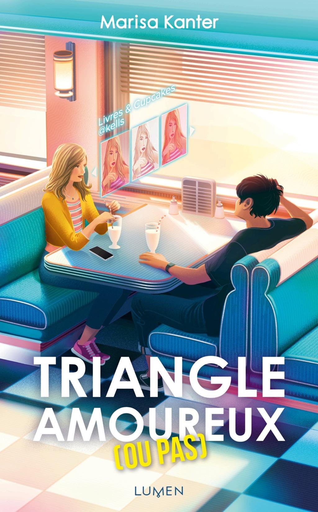 Triangle amoureux (ou pas) de Marisa Kanter Triang10