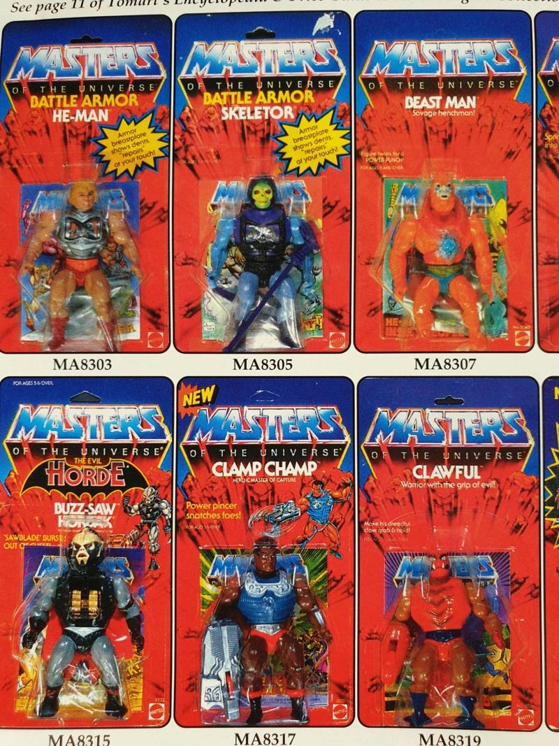 Les Maîtres de l'Univers (Musclor) - gamme de jouet VINTAGE - Page 3 20200200