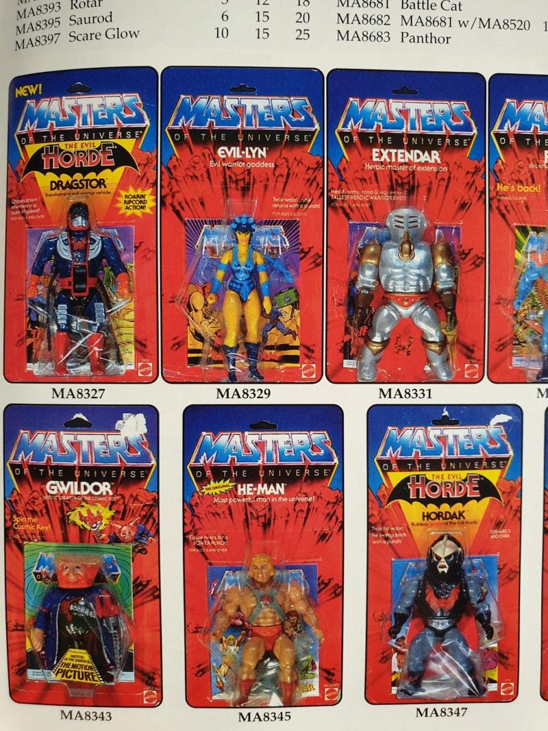 Les Maîtres de l'Univers (Musclor) - gamme de jouet VINTAGE - Page 3 20200201