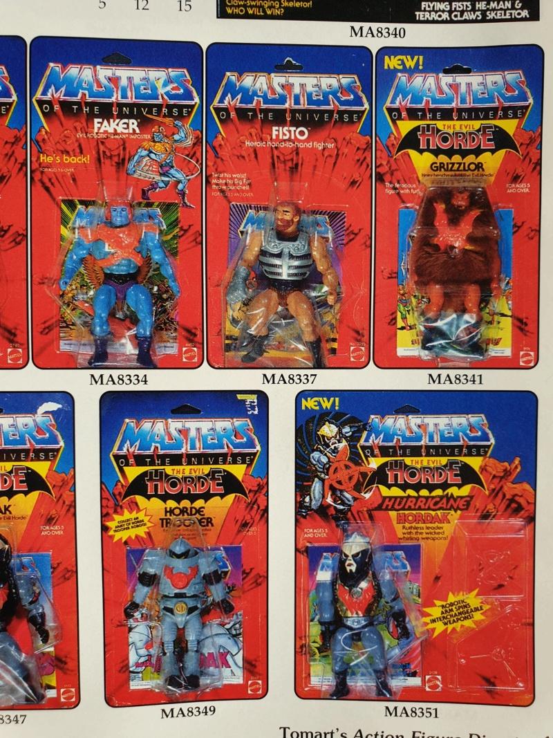 Les Maîtres de l'Univers (Musclor) - gamme de jouet VINTAGE - Page 3 20200202