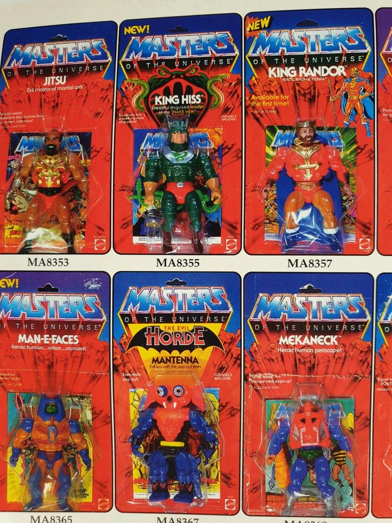 Les Maîtres de l'Univers (Musclor) - gamme de jouet VINTAGE - Page 3 20200203
