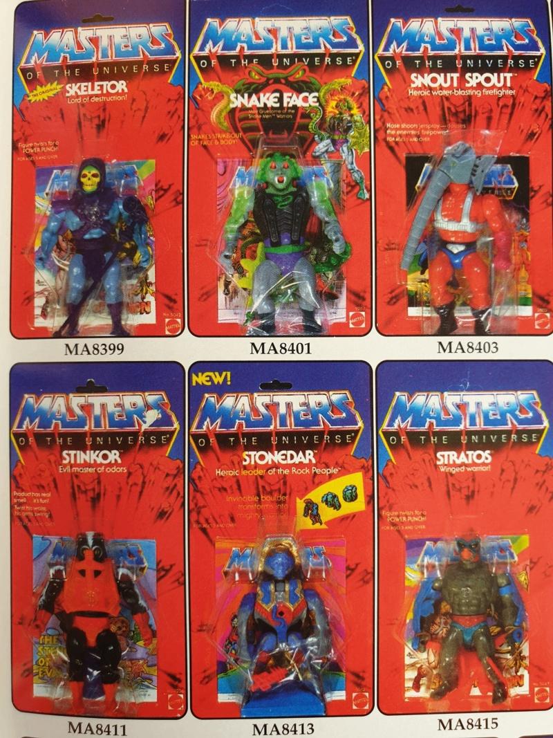 Les Maîtres de l'Univers (Musclor) - gamme de jouet VINTAGE - Page 3 20200206