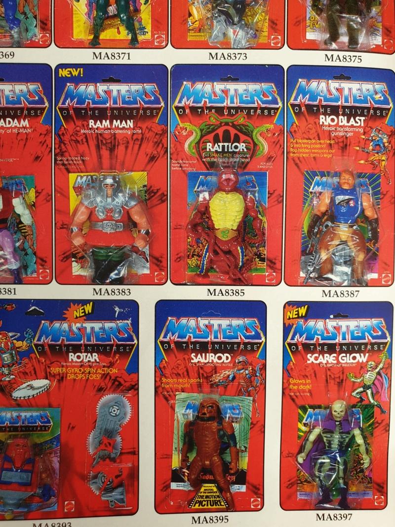 Les Maîtres de l'Univers (Musclor) - gamme de jouet VINTAGE - Page 3 20200207