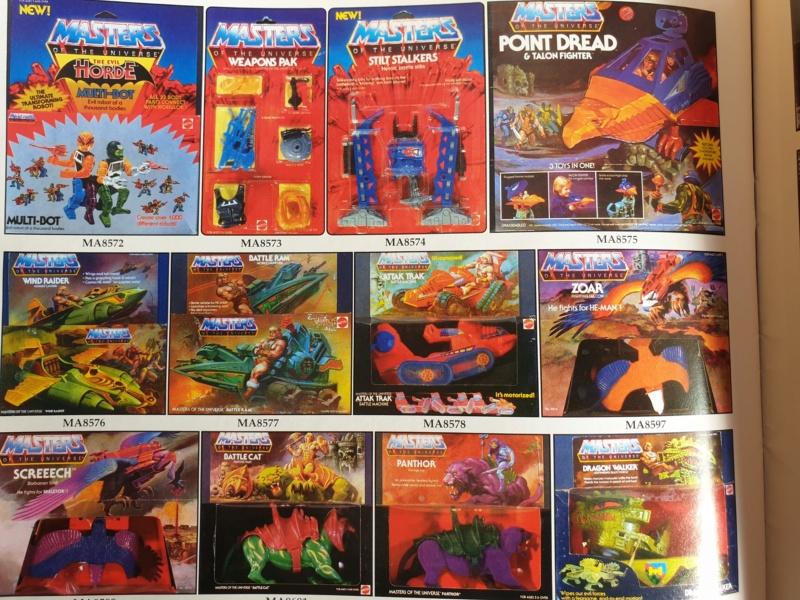 Les Maîtres de l'Univers (Musclor) - gamme de jouet VINTAGE - Page 3 20200226