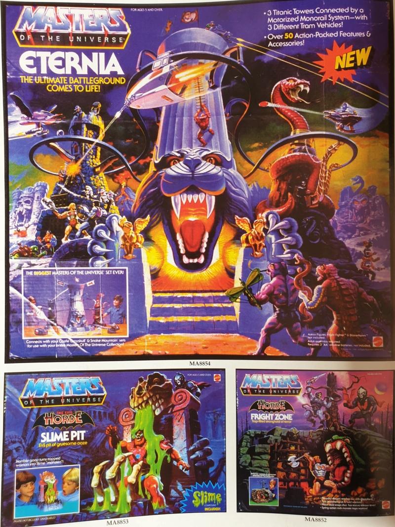 Les Maîtres de l'Univers (Musclor) - gamme de jouet VINTAGE - Page 3 20200227