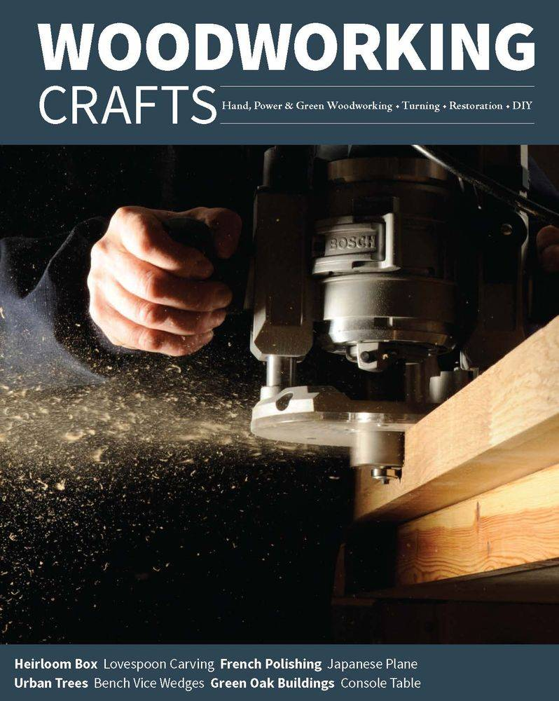 Woodworking Crafts 64 (November 2020) Wc_06410