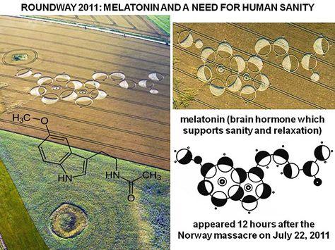 Crop Circles y Tratamiento de Neuroblastoma Melato10