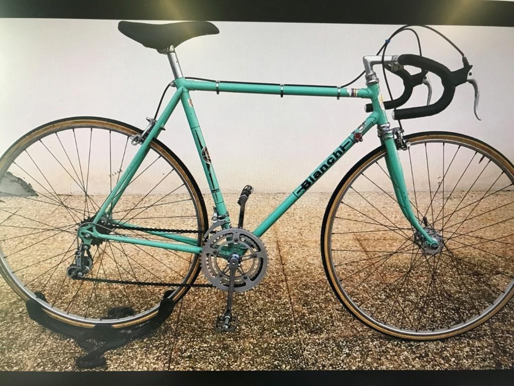 Identification vélo bianchi 310