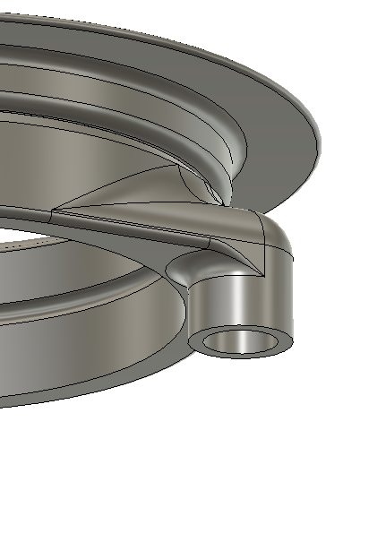 DIY: Designing a 3D printed key/footwell light Autode10