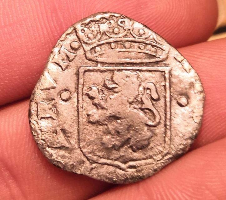Cuartillo de Felipe II de Burgos. Whatsa40