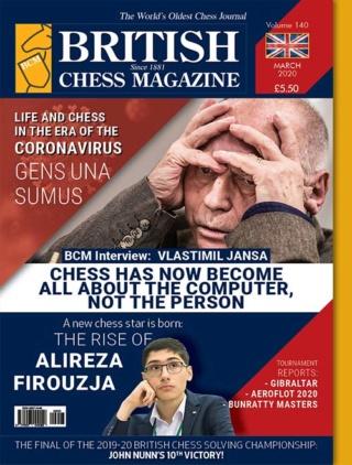 CHESS PERIODICALS :: British Chess Magazine Bcm_co11