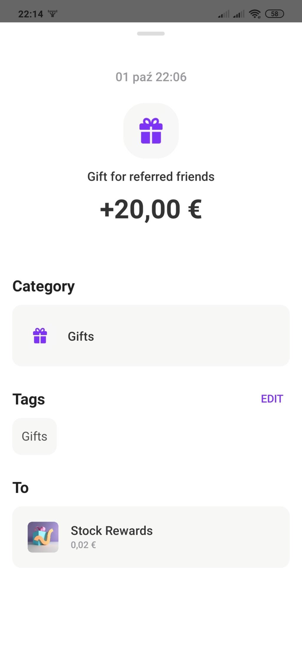 Vivid - bonus 20€ za darmo! Screen10