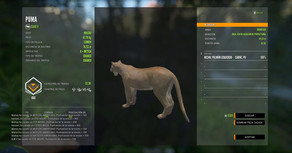 Puma con revolver a 172 metros Puma_110