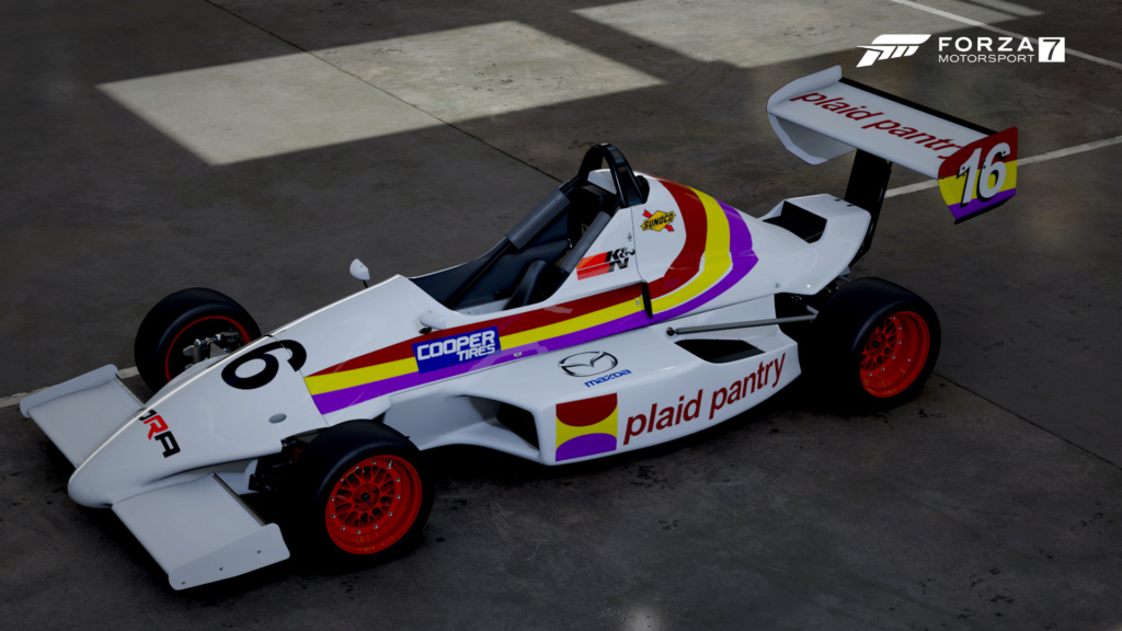 Formula Mazda - Media Formul10