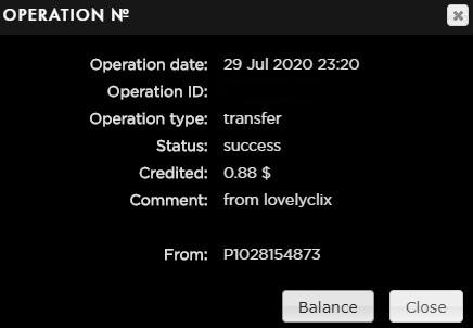 [PAGANDO] LOVELYCLIX- SILVER - RECIBIDO PAGO 5 - 80% REFBACK - MINIMO 1 $ - Página 2 Screen10