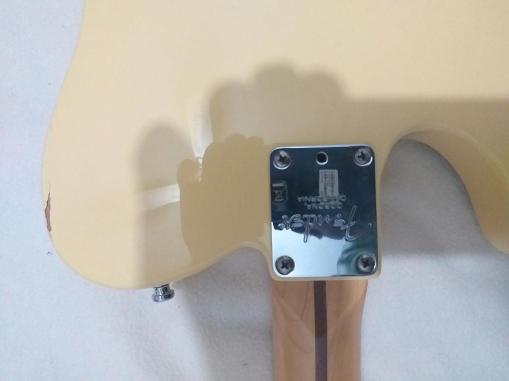 VENDO - Guitarra Fender American Standard Telecaster Foto410