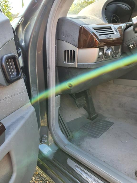 [résolu][ BMW E66 740LI an 2006 ] Infiltration d'eau venant de l'écoulement du toit ouvrant(Résolu) 20200912