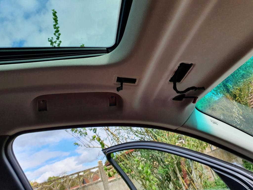 [résolu][ BMW E66 740LI an 2006 ] Infiltration d'eau venant de l'écoulement du toit ouvrant(Résolu) 20201010