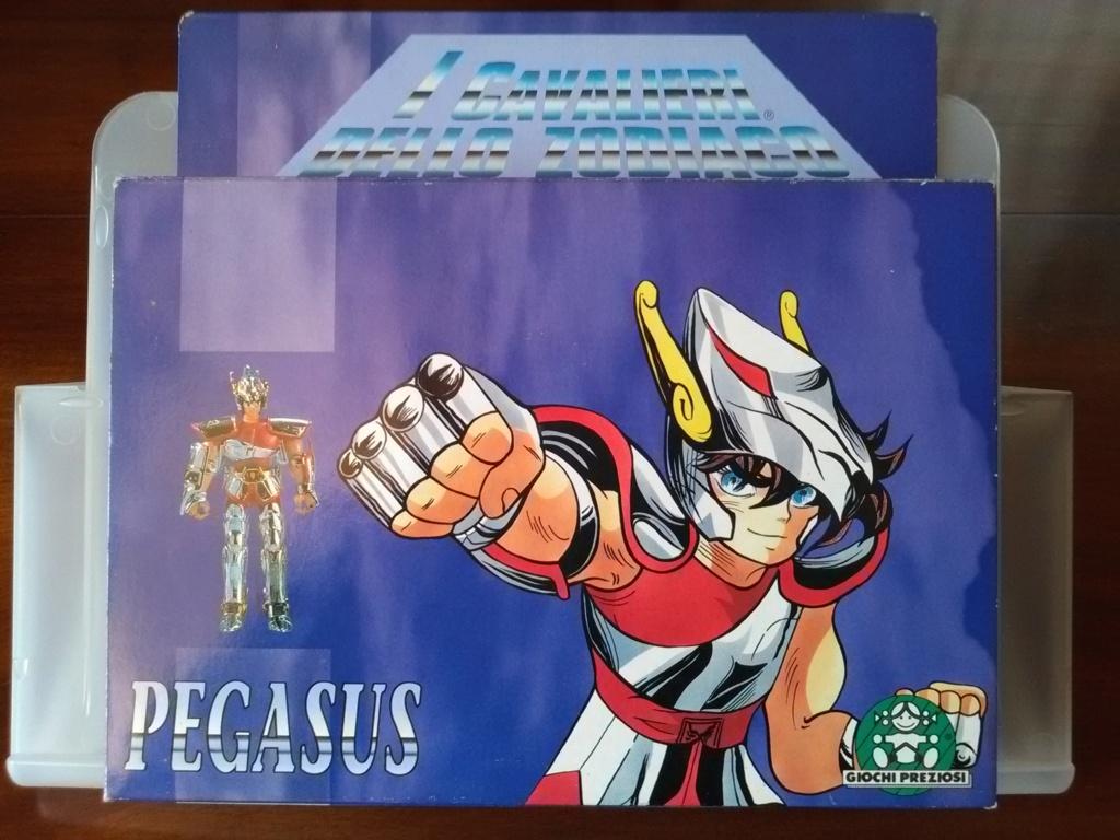 Vendo lotto Cavalieri dello Zodiaco Saint Seiya (primi anni '90) Img_2031