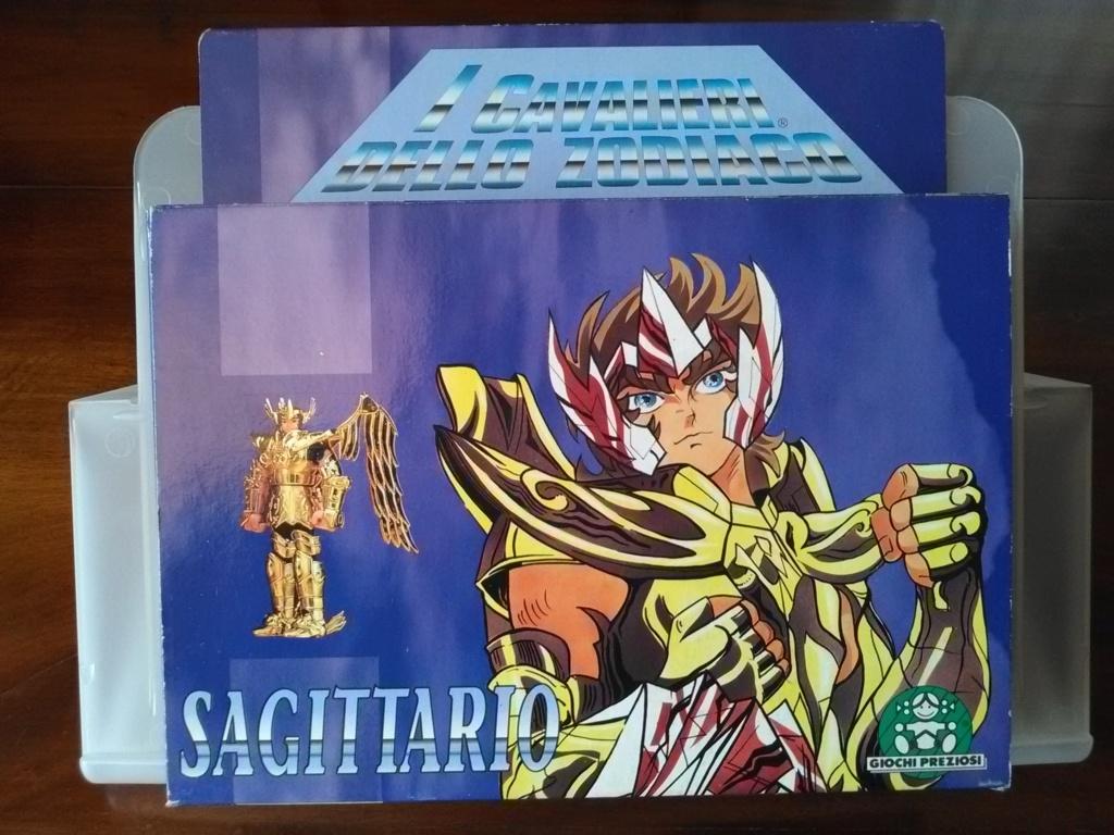 Vendo lotto Cavalieri dello Zodiaco Saint Seiya (primi anni '90) Img_2042