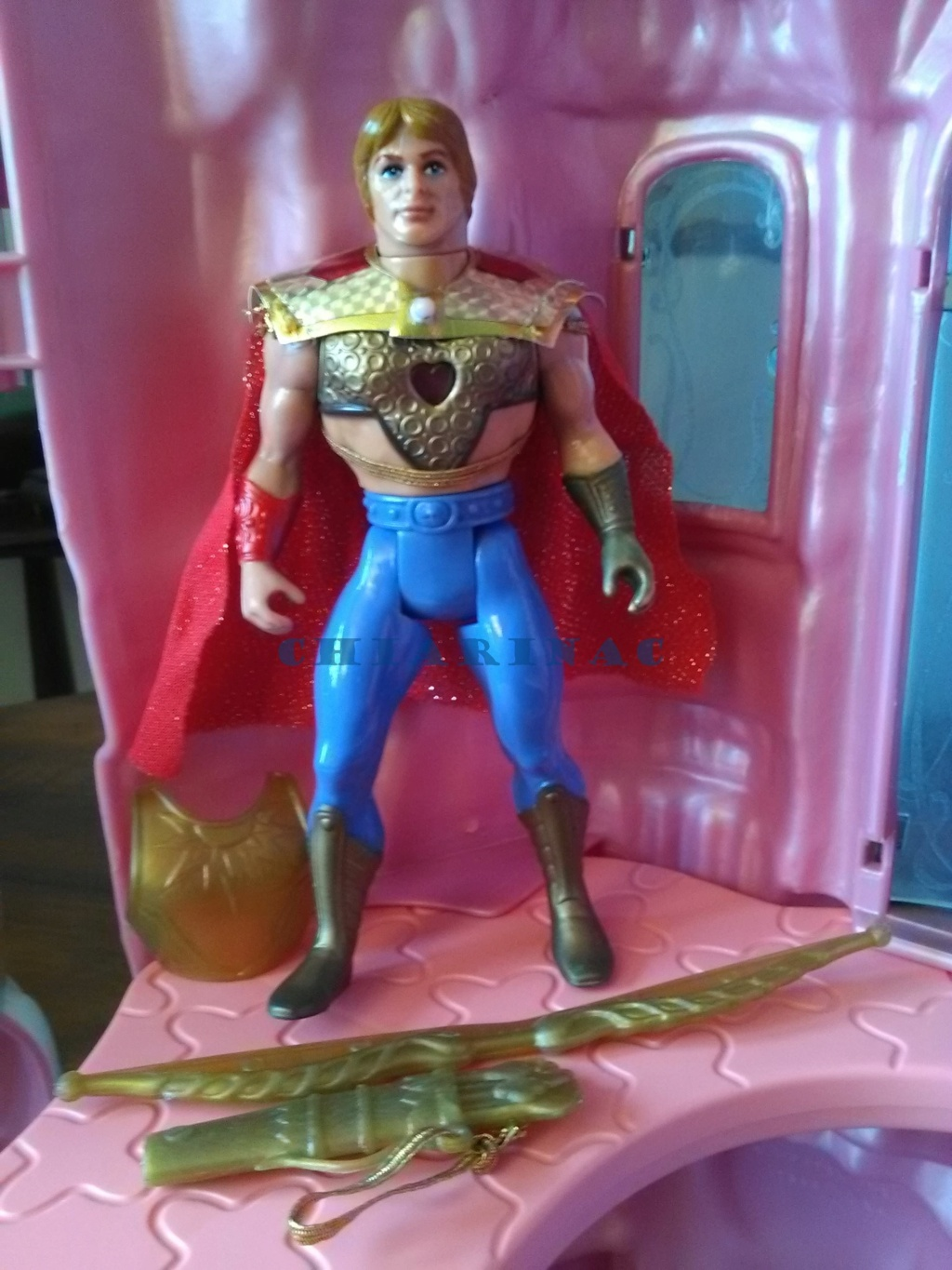 Vendo favoloso lotto She-Ra Princess of Power / Principessa del potere Mattel (Crystal Castle, 10 personaggi, 2 creature, Fantastic Fashions) Img_2073
