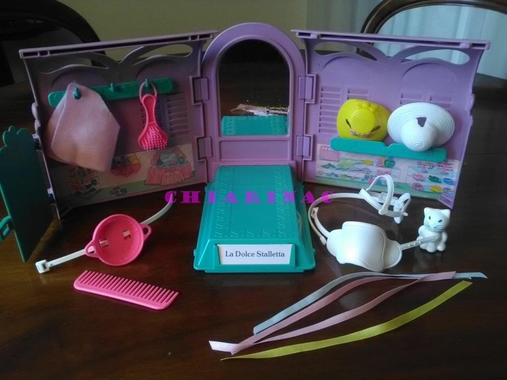 Vendo lotto Mio Mini Pony / My Little Pony Generazione 1 (G1) Gig Hasbro anni '80 (due playset e otto pony, anche rari; tutto supercompleto!) Img_2096