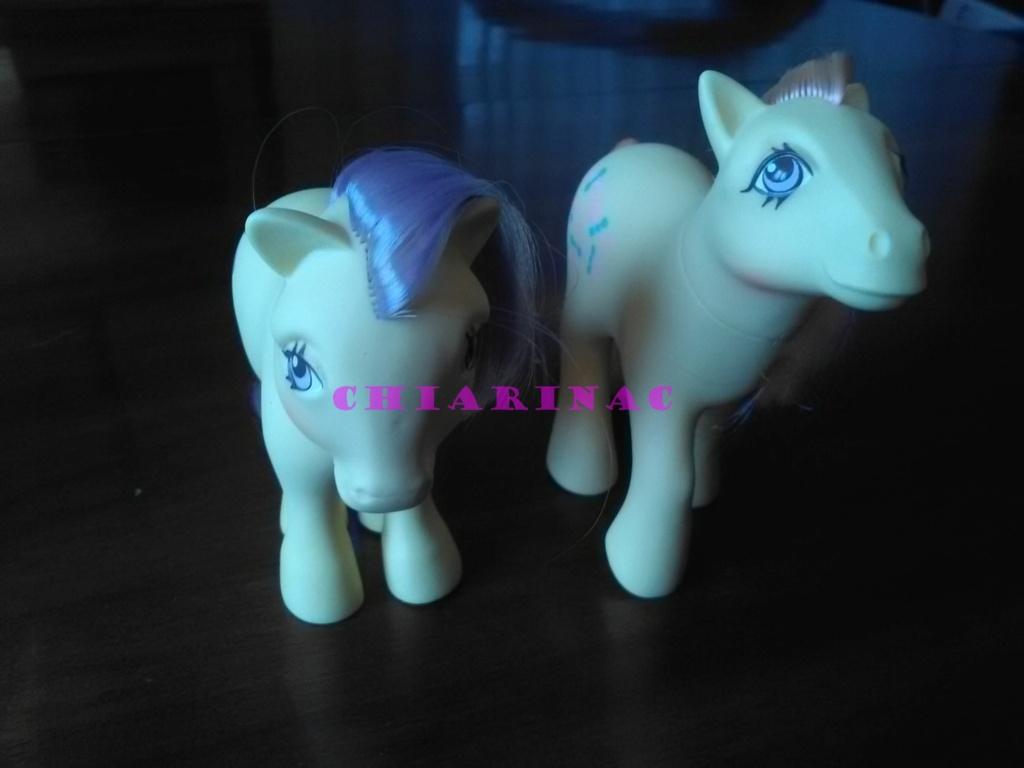 Vendo lotto Mio Mini Pony / My Little Pony Generazione 1 (G1) Gig Hasbro anni '80 (due playset e otto pony, anche rari; tutto supercompleto!) Img_2099