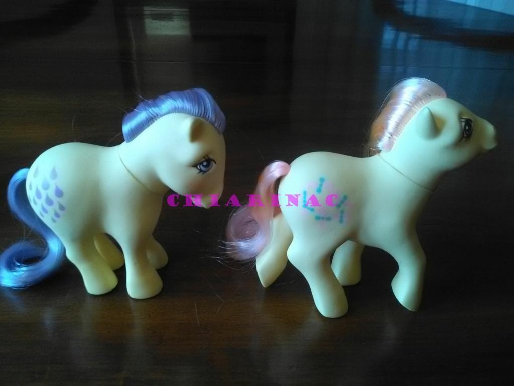 Vendo lotto Mio Mini Pony / My Little Pony Generazione 1 (G1) Gig Hasbro anni '80 (due playset e otto pony, anche rari; tutto supercompleto!) Img_2100