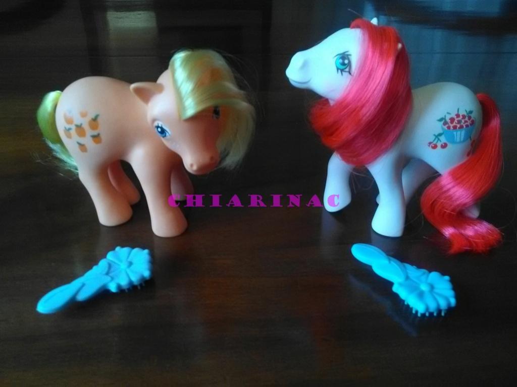 Vendo lotto Mio Mini Pony / My Little Pony Generazione 1 (G1) Gig Hasbro anni '80 (due playset e otto pony, anche rari; tutto supercompleto!) Img_2104