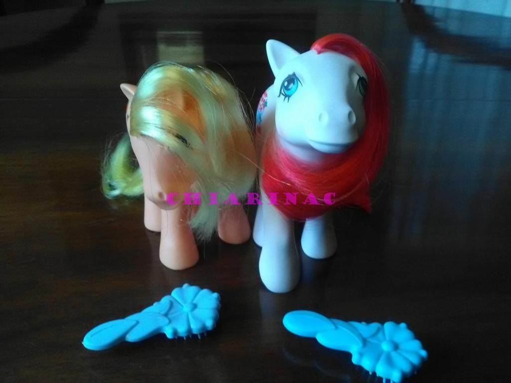 Vendo lotto Mio Mini Pony / My Little Pony Generazione 1 (G1) Gig Hasbro anni '80 (due playset e otto pony, anche rari; tutto supercompleto!) Img_2106