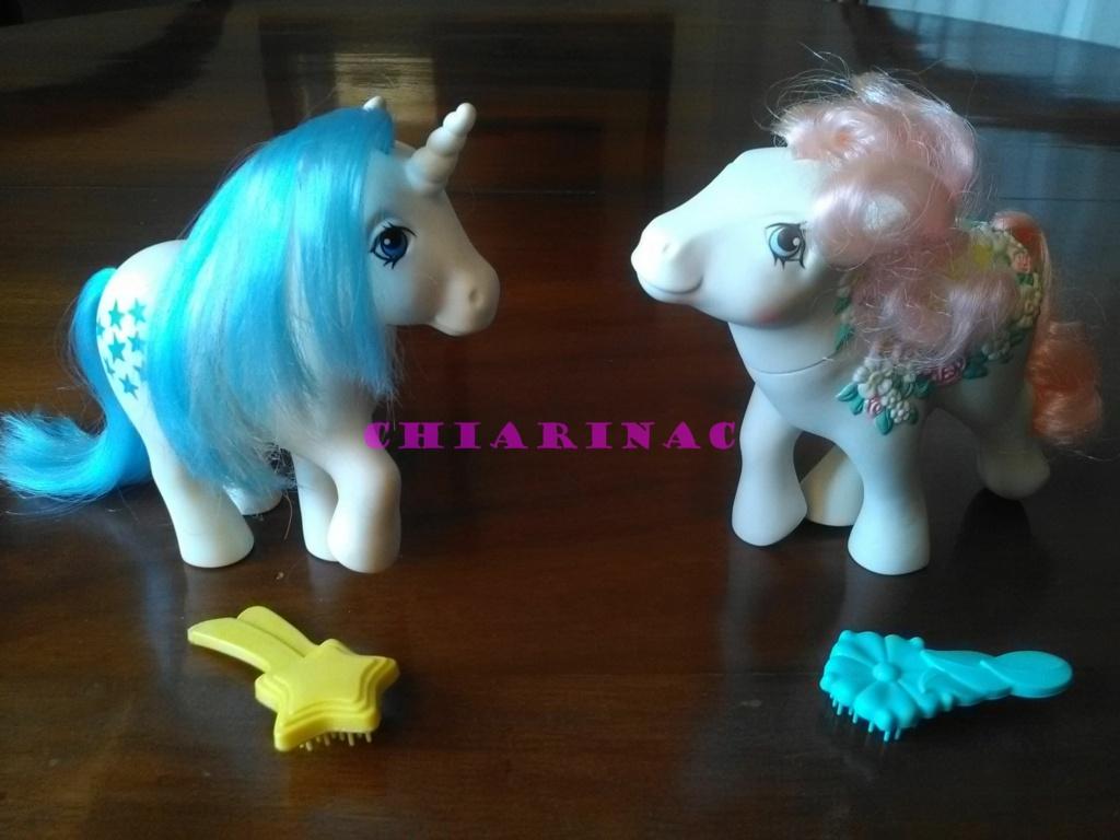 Vendo lotto Mio Mini Pony / My Little Pony Generazione 1 (G1) Gig Hasbro anni '80 (due playset e otto pony, anche rari; tutto supercompleto!) Img_2107