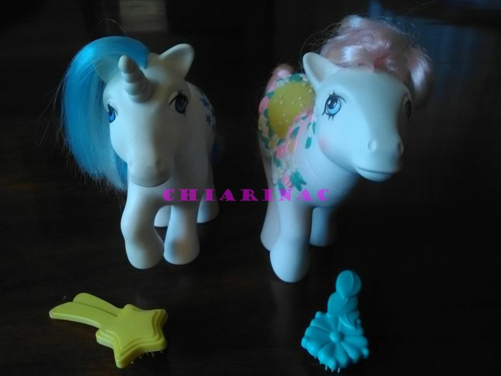 Vendo lotto Mio Mini Pony / My Little Pony Generazione 1 (G1) Gig Hasbro anni '80 (due playset e otto pony, anche rari; tutto supercompleto!) Img_2108