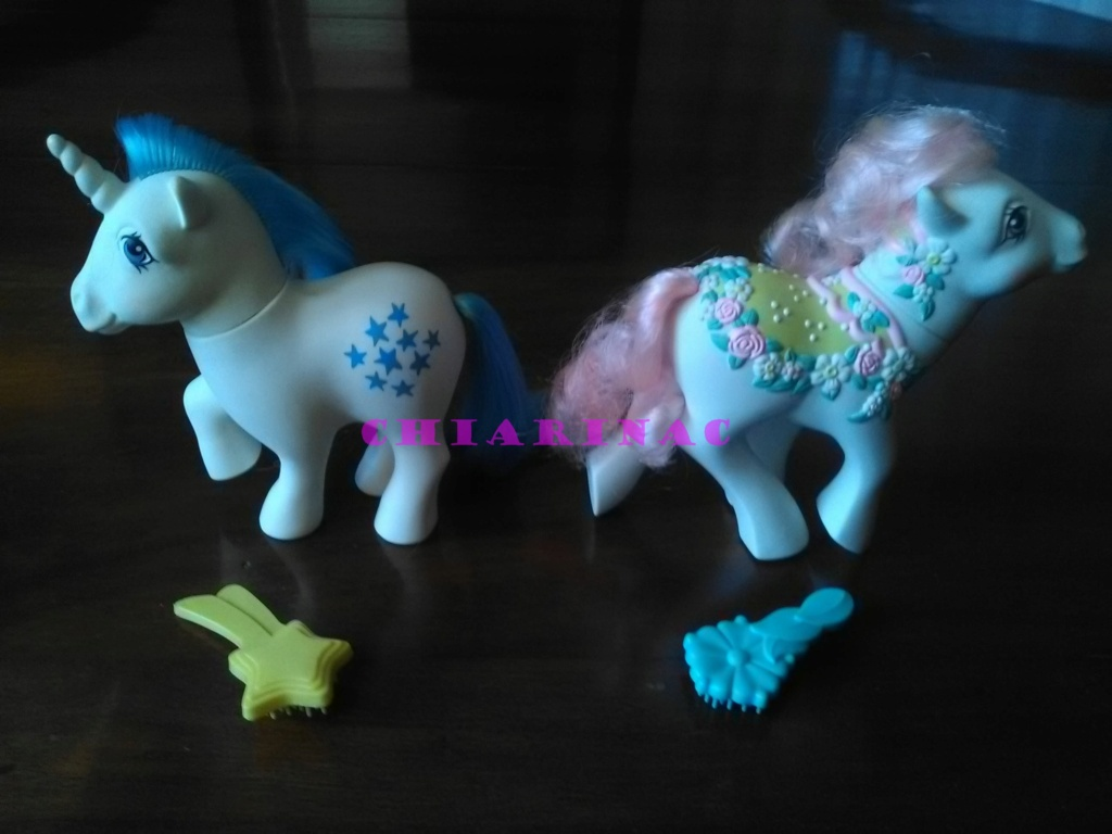 Vendo lotto Mio Mini Pony / My Little Pony Generazione 1 (G1) Gig Hasbro anni '80 (due playset e otto pony, anche rari; tutto supercompleto!) Img_2110